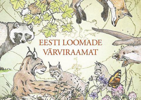 Животные в эстонии зимой картинки в спячку