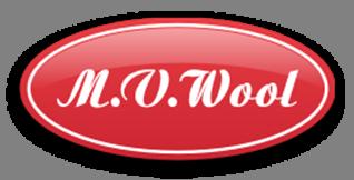M.V. Wool - logo